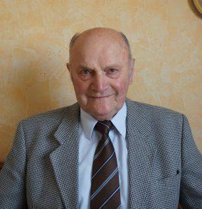 Walter Baumann - Ehrenbürger von Dertingen<br />Foto: Reinhold Hörner