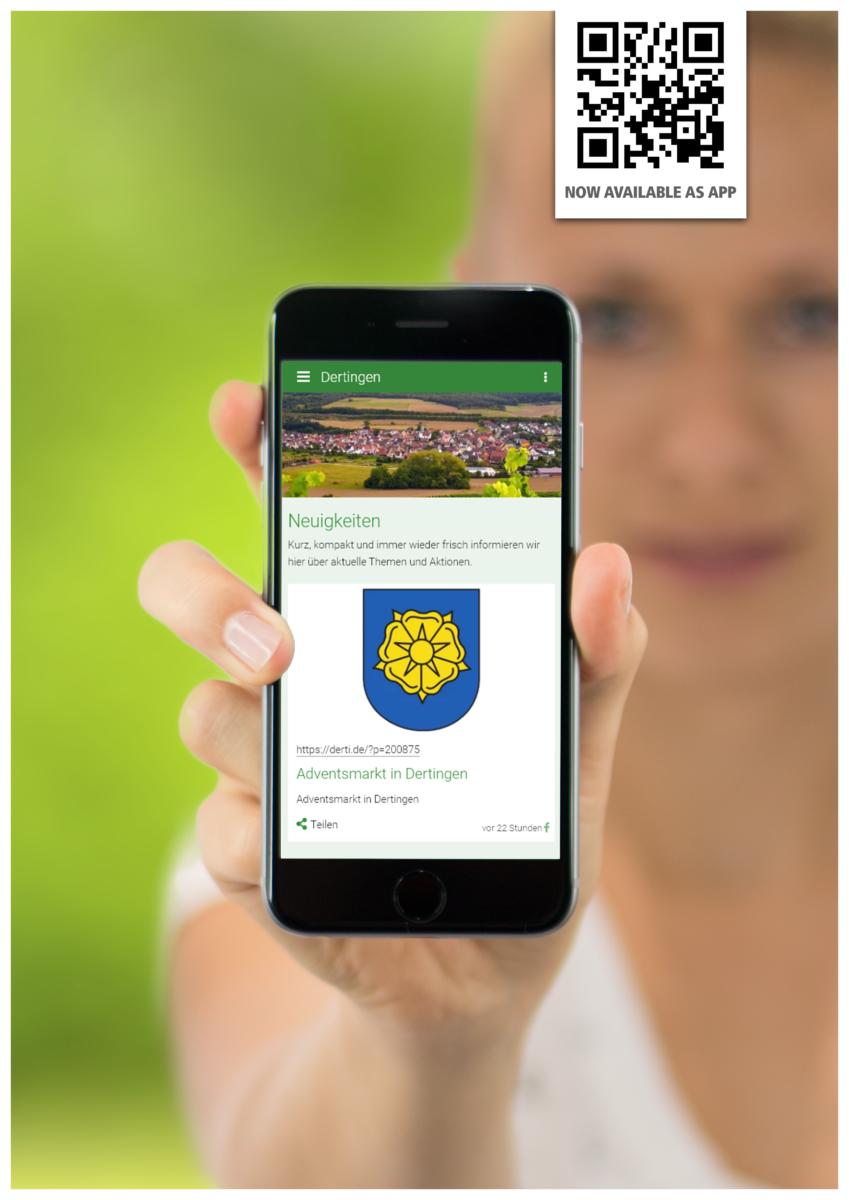 Dertingen-App